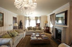 Chandelier That Turns Your Room Into A Forest The Only Way Is Essex Stars Mick And Kirk Norcross Put Their 3 4m