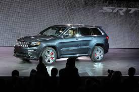 jeep srt 2014 jeep u0027s 2014 grand cherokee srt gains refreshed styling new 8