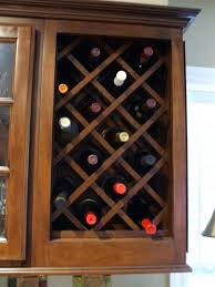 wine rack cabinet u2013 abce us