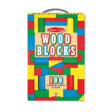 doug 100 wood blocks set pharmaca