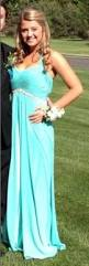 tiffany turquoise dress listed on promagain com promagain prom