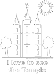 imagenes sud de la primaria lds coloring pages for kids 206 guardería sud pinterest