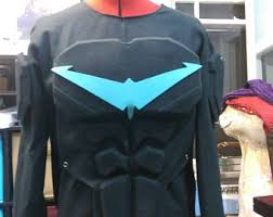 Halloween Costumes Nightwing Nightwing Costume Etsy