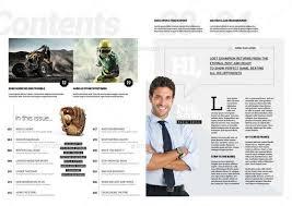 download desain majalah desain majalah olahraga sepak bola magazine template designs