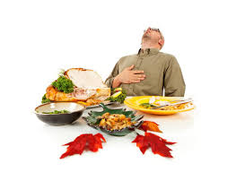 gross thanksgiving pictures so you ate too much what do you do now
