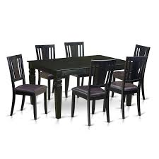 champagne dining room furniture 6 piece set wooden importers