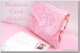 Make A Business Card My Blog Becomes Official Or Making A Business Card Holder The