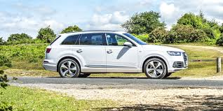 Audi Q7 Night Black - audi q7 colours guide and prices carwow