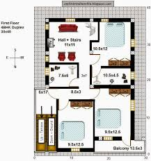 North Facing Floor Plans 18 Indian House Plans For 1200 Sq Ft Glamorous Houses
