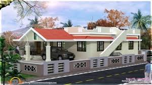 Kerala House Single Floor Plans With Elevations Best Single Floor House Designs Kerala House Planner Elevation Of