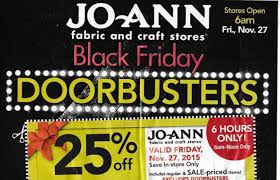 joann fabric black friday deals deals list revealed the