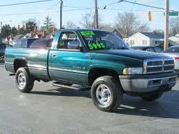 1996 dodge ram 4x4 dodge ram 1500 slt longbed 4x4 sharp truck must see automatic