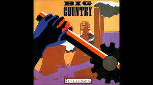 Big Photo Album Big Country Steeltown Full Album Youtube