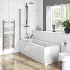 will not having a bath affect property price victoriaplum com kensington bath with single shower screen