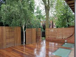 Backyard Fence Ideas Pictures Outdoor Fence Decorations The Home Design Decorative Fencing
