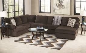 Small 3 Piece Sectional Sofa Furniture Interesting Jessa Place 3 Piece Sectional For Living