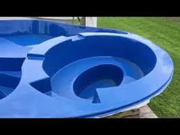 who makes the best fiberglass pool aquaserv pool spa inc tour of imagine pools majestic fiberglass swimming pool