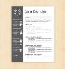 free cool resume templates free design resume templates minimal resume cv template graphic