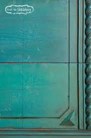 ascp mixed to peacock blue chalk paint pinterest