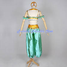 Princess Jasmine Halloween Costume Women Aliexpress Buy Halloween Costume Women