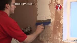 how to get a paint chip off the wall how to prepare for tiling homeserve video guide youtube