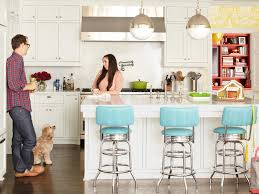 backsplash for kitchen with white cabinet our 55 favorite white kitchens hgtv