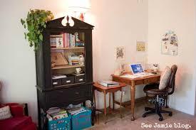 Homeschool Desk Open Floorplan Homeschool Room Improved Again See Jamie Blog