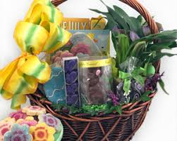 easter gift basket easter gift baskets and flowers fancifull gift baskets