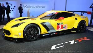 race to win corvette the c7r chevrolet corvette race car looks poised to win in