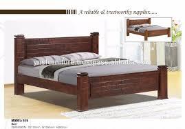 bedroom trendy double bed designs in wood simple bedroom design