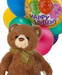 teddy balloons balloon bouquet plush teddy plus balloons pugh s