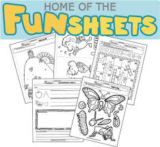 fun preschool worksheets