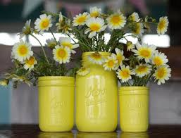 Flower Vase Painting Ideas 21 Ideas For Spray Painting On A Budget