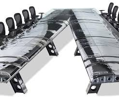 V Shaped Conference Table C 130 Wing Flap V Shaped Conference Table U2013 Sky Art Japan