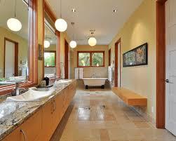 Stone Floor Bathroom - bathroom stone flooring houzz