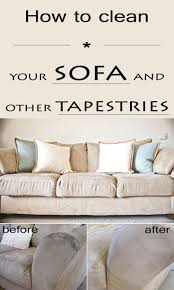 how to clean your sofa microfiber upholstery furniture cleaning