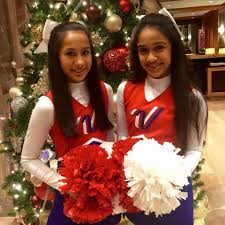 the middle thanksgiving all american cheerleader takes us behind the scenes at