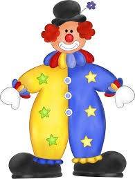 balloons clown clown in car with balloons clowns graphics and balloons clipart