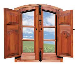 Wooden Window Design Pictures