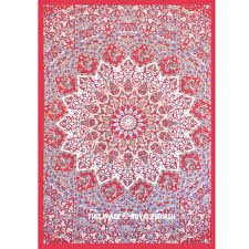 small indian dorm decor star hippie tapestry wall hanging home