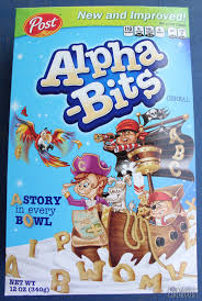 Can Blind People See The Taste Of Cinnamon Toast Crunch Review New And Improved Alpha Bits Cereal