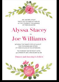 invitation marriage custom printed wedding invitations design your wedding