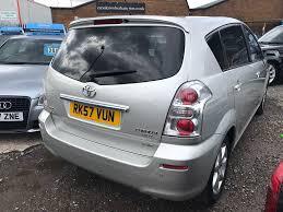 Used Toyota Corolla Verso Mpv 2 2 D 4d Sr 5dr In Wolverhampton