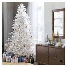 decorations for white trees wizard