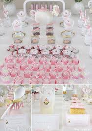 Tea Baby Shower Favors by Princess Tea Baby Shower Ideas Themes