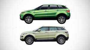 burnt orange range rover land rover range rover evoque car news and reviews autoweek