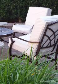 patio chair slipcover patio decoration