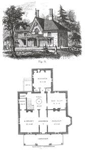 Log Cabin Plans With Wrap Around Porch House Plans 1800 Rural Gothic Farmhouse Plans Editors Picks