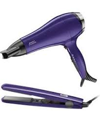 Hair Dryer And Straightener new nicky clarke hair dryer and ceramic hair styling straightener
