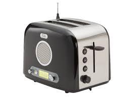 Bodum Toaster Canada Elite Platinum 2 Slice Stainless Steel Radio Toaster Ert 6067 Toaster
